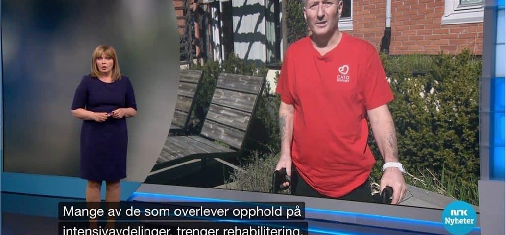 Faksimile NRK Dagsrevyen